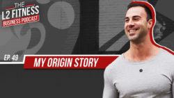 Landon Poburan Origin Story